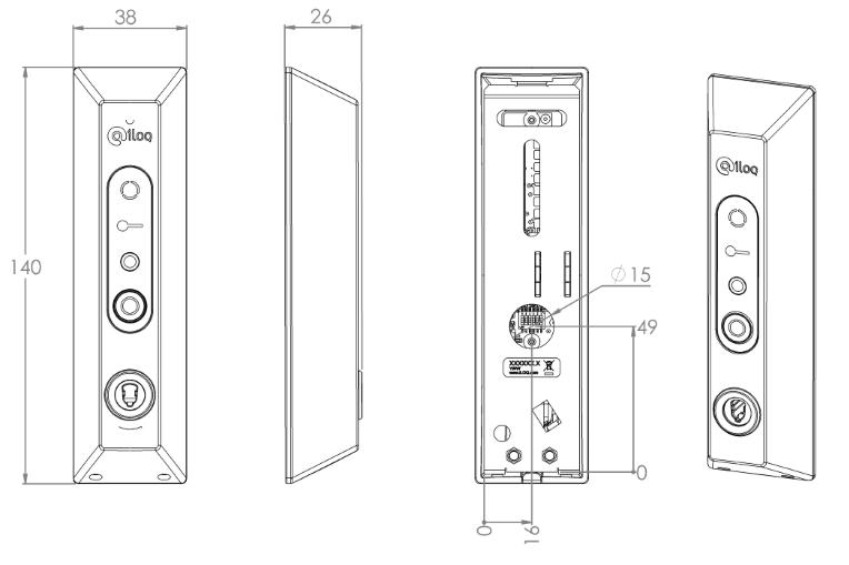 N103.1 Key Reader