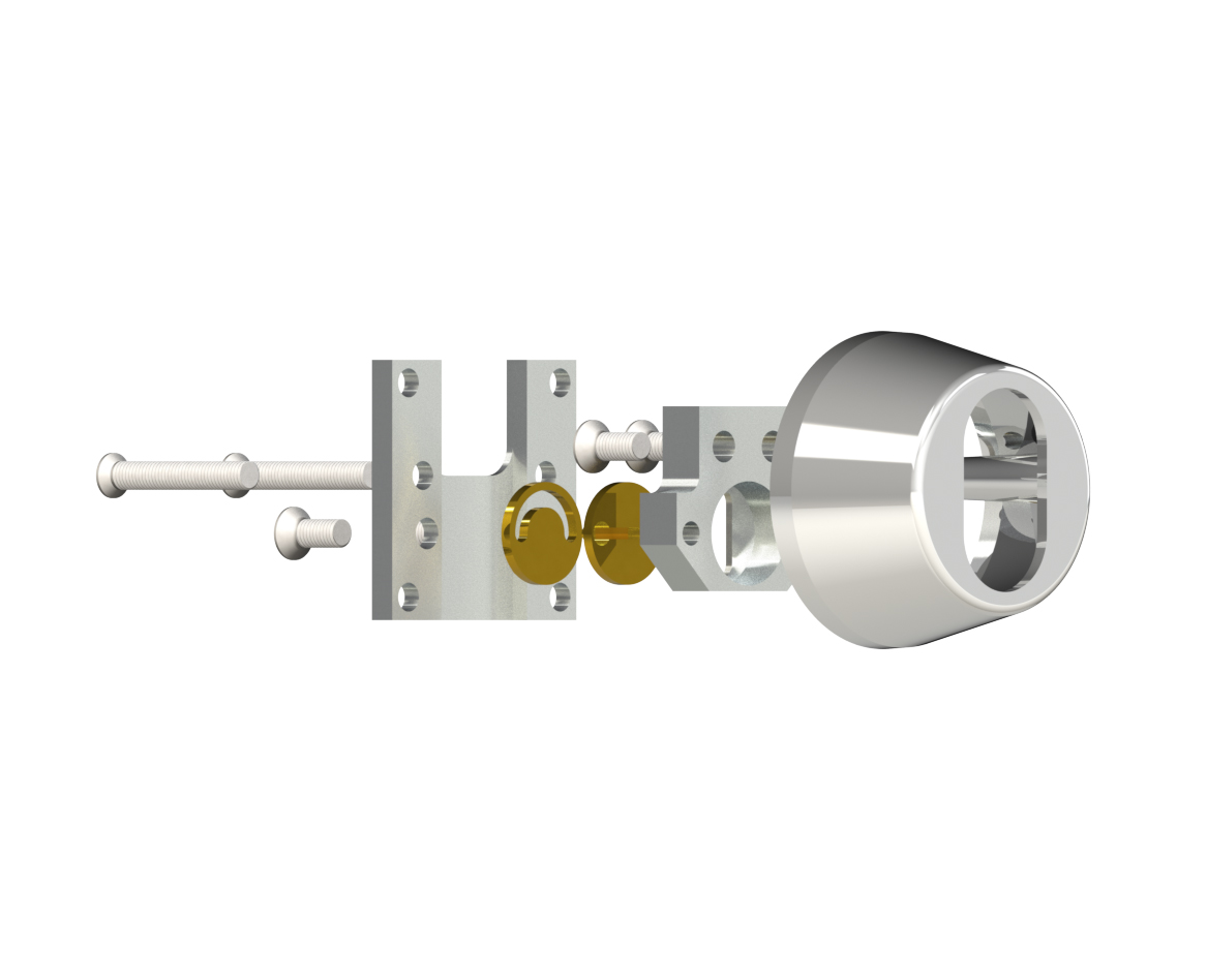 Iloq S10 Products 1994 Marker Light Wiring Diagram Cam Lock Installation Kit