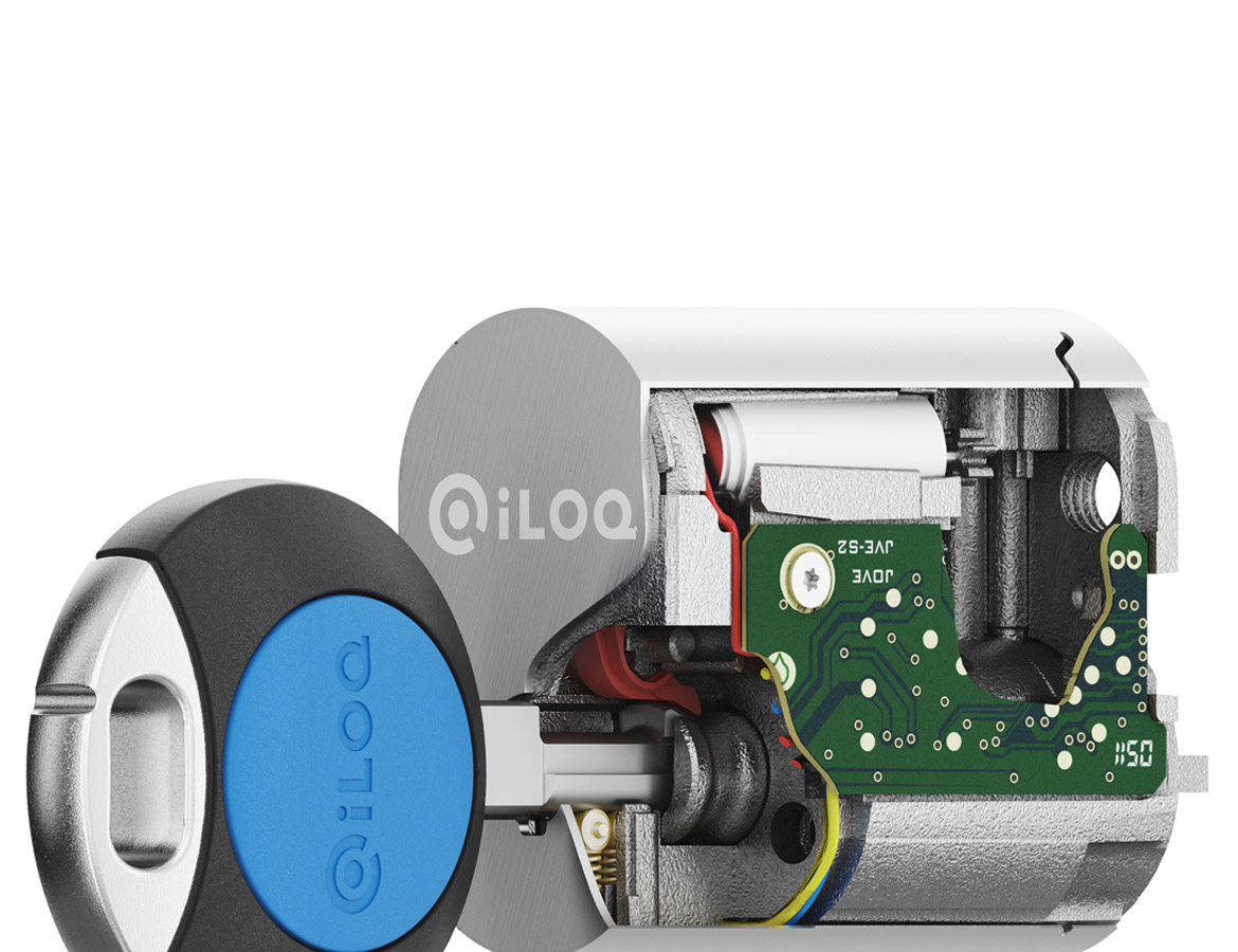 Easy To Install Door Locks Without Tools : Residential properties iloq