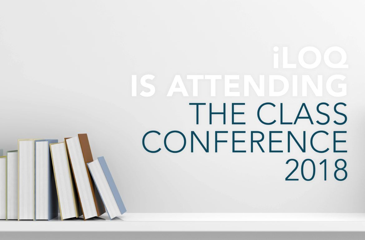 Iloq Is Taking Part In The Class Conference 2018 In Milan From 1415