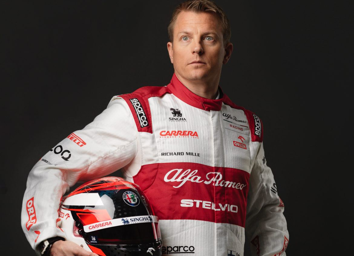 iLOQ continues co-operation with Formula One world champion Kimi ...